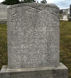 Mabel Catherine Cain