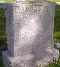 William Spir Crumbaker