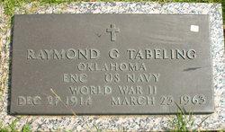 Raymond G Tabeling