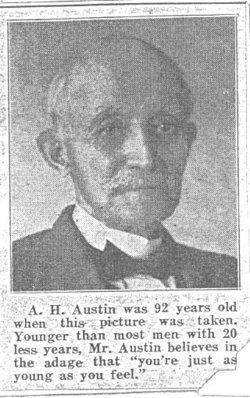 Alvah Hiram Austin