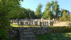 Cavendish Center Cemetery