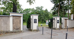 Berlin-Koepenick (Friedhof Rudower Strasse)