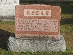 Hester Malvine Kezar