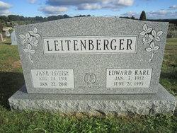 Edward Karl Leitenberger