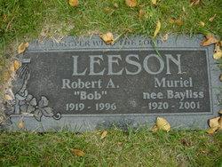Muriel <I>Bayliss</I> Leeson