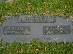 William A Leeson