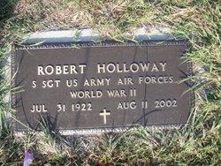Robert Holloway, Jr