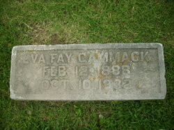 Eva Fay <I>Perkins</I> Cammack