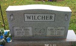 Irene Virginia <I>Paris</I> Wilcher
