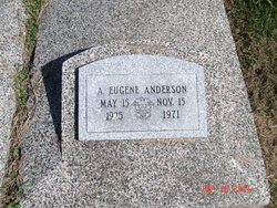 A Eugene Anderson
