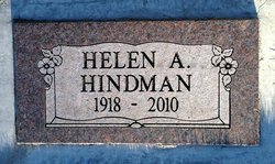 Helen Amanda <I>Andrus</I> Hindman
