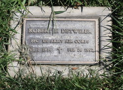 Robert Harold Detwiler
