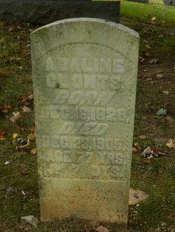 Adaline Clonts