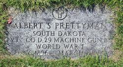 Albert S Prettyman