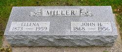 "Ellena ""Lena"" <I>Argenbright</I> Miller"
