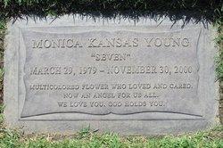 """Monica Kansas """"Seven"""" Young"""