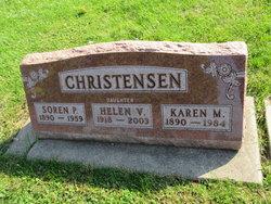 """Soren Peter """"Sam"""" Christensen"""