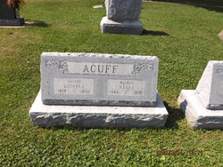 Luther Cannon Acuff