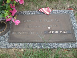 Monty r fulp sr 1944 2012 find a grave memorial for Grace gardens waco tx