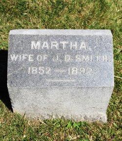 Martha Ellen <I>Fitzpatrick</I> Smith