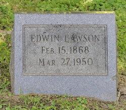 Edwin Lawson
