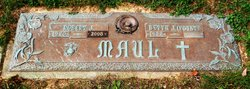 Betty J. <I>Foust</I> Maul