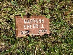 Maryann Sherrill