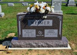 Janet Kay <I>Rogers</I> Weimer