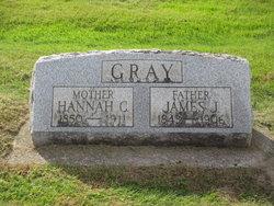 Hannah C <I>Kinsman</I> Gray