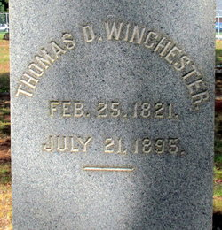 Thomas D Winchester