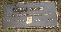 Lucille <I>Griffith</I> Stajich