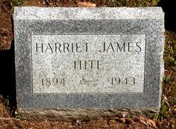 Harriet James Hite