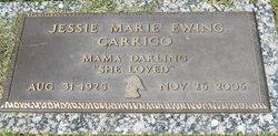 Jessie Marie <I>Ewing</I> Carrico