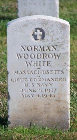 Norman Woodrow White
