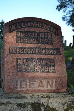 Rebecca Ellen <I>Thornberry</I> Dean