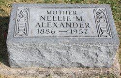 Nellie Maude <I>Christian</I> Alexander