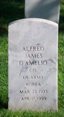 Alfred James D'Amelio