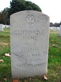 Clifford Gordon Dahl