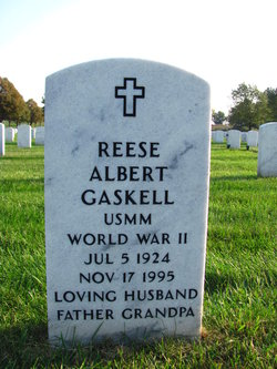 Reese A Gaskell