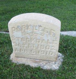 Paralee Frances Stockdale