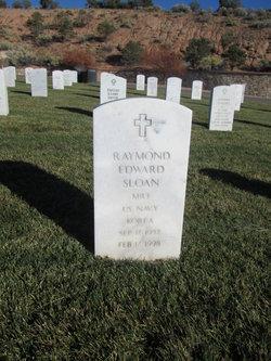 Raymond Edward Sloan