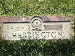 Bessie Lee <I>King</I> Herrington