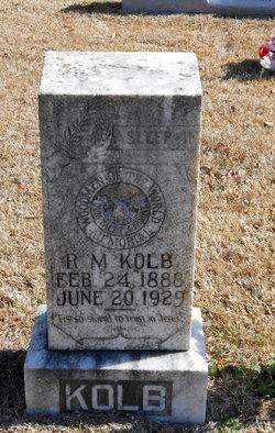 Robert Manning Kolb