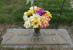 Callie G <I>Bishop</I> Allen