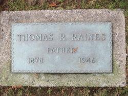 Thomas R. Raines