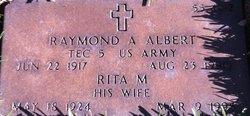 Rita M <I>Schodorf</I> Albert