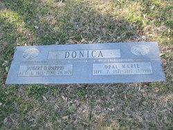 Opal Marie <I>Walker</I> Donica