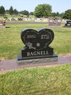 Beverly <I>Lurie</I> Bagnell