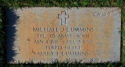 Michael Joseph Cummins