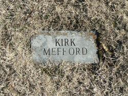 Kirk Mefford